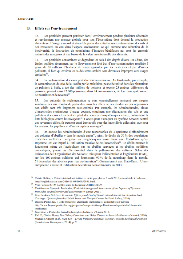 rapport ONU Pesticides_010